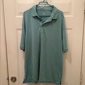 Men's Tommy Bahama XLarge polo shirt
